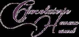 chocolaterie heureux Hasard Logo